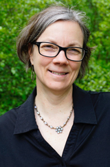 Jennifer Lunden, LCSW, LADC. Director and councilor at the Center for Creative Healing