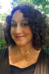 Sandra Sneiderman, LCSW, BC-DMT. Councilor at the Center for Creative Healing